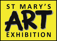 St Mary's Art Exhibition logo